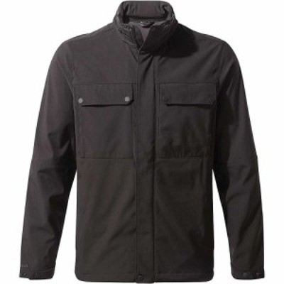 クラッグホッパーズ Craghoppers メンズ ジャケット アウター Dunham Jacket Black