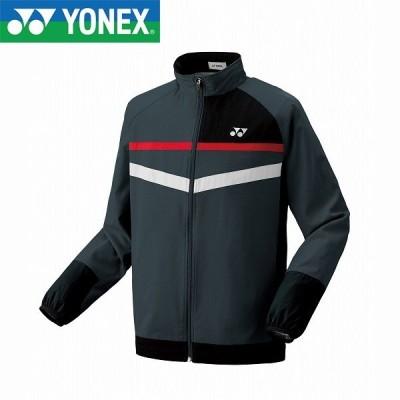 ◆◆ <ヨネックス> YONEX ユニウィンドウォーマーシャツ 70062 (075:チャコール) テニス