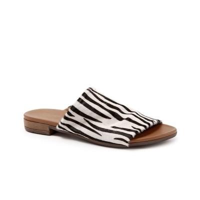 ブエノ サンダル シューズ レディース Women's Turner Sandals White/Black