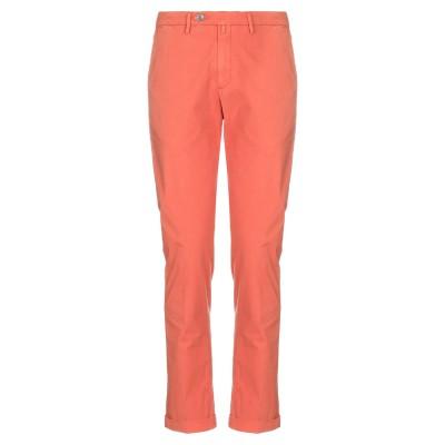 B SETTECENTO パンツ 赤茶色 33 コットン 96% / ポリウレタン 4% パンツ
