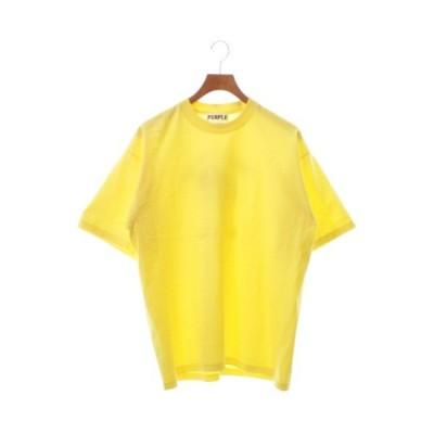 PURPLE THINGS パープルシングス Tシャツ・カットソー メンズ