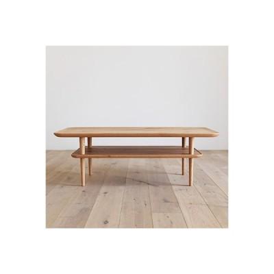 ふるさと納税 大川市 国産家具 無垢材センターテーブル LEGARE Table 105 oak