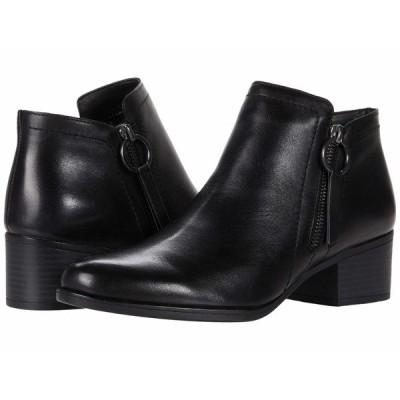 ナチュライザー ブーツ&レインブーツ シューズ レディース Denali Black Leather