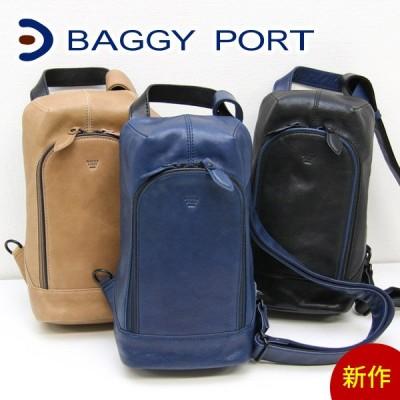BAGGY PORT バギーポート アンラベリング ボディーバッグ ZMAR-700