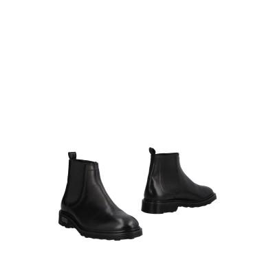 CULT ショートブーツ ブラック 40 革 ショートブーツ