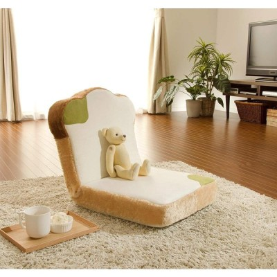 セルタン カバーリング カビパン座椅子 DPN1b-kabi+PN1-92BK
