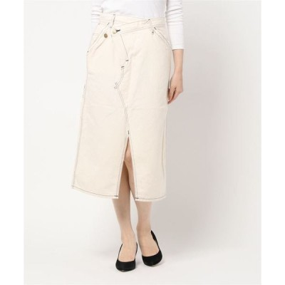 スカート ペインタースカート