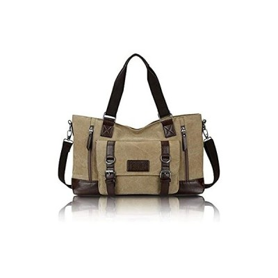 [zaltkaten] ショルダー バッグ メンズ 斜めがけ ビジネス バッグ 肩掛け 大きめ カバン 収納 防水 mens bag キャンバス (カ
