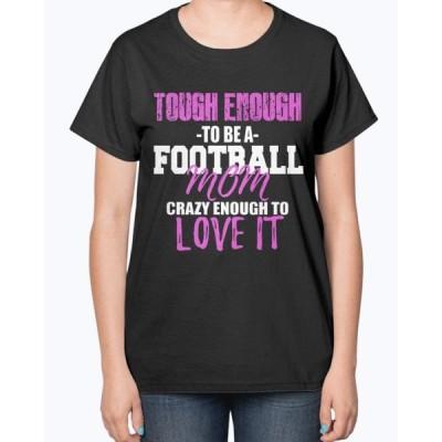 ユニセックス 衣類 トップス Football Mom - Sports- Ladies T-Shirt タンクトップ
