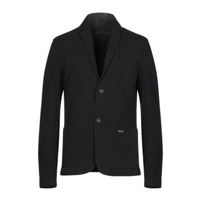 ゲス GUESS テーラードジャケット ブラック XS コットン 100% テーラードジャケット