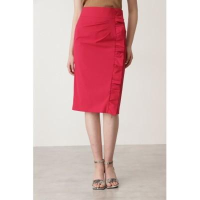 PINKY&DIANNE / サイドギャザーデザインスカート WOMEN スカート > スカート