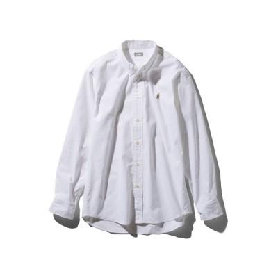 ノースフェイス THE NORTH FACE メンズ ロングスリーブヒムリッジシャツ L/S Him Ridge Shirt カジュアル シャツ【191013】