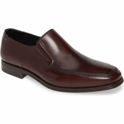 マグナーニ MAGNANNI メンズ ローファー シューズ・靴 Madrid Venetian Loafer Brown