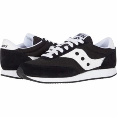 サッカニー Saucony Originals レディース スニーカー シューズ・靴 Hornet Black/White