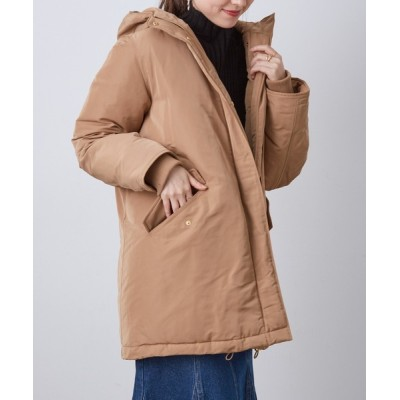ViS / 【星玲奈×ViS】ハンガリーダウングログランダウンコート WOMEN ジャケット/アウター > ダウンジャケット/コート
