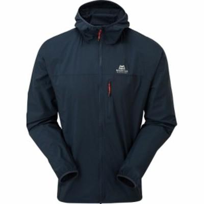 マウンテンイクイップメント Mountain Equipment メンズ ジャケット アウター Aerofoil Full Zip Jacket Blue Nights