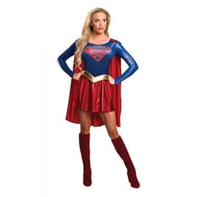 【送料無料】コスチューム Rubie's Women's Supergirl TV Show Costume Dress 輸入品