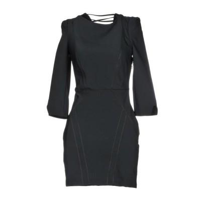 ELISABETTA FRANCHI チューブドレス  レディースファッション  ドレス、ブライダル  パーティドレス ブラック