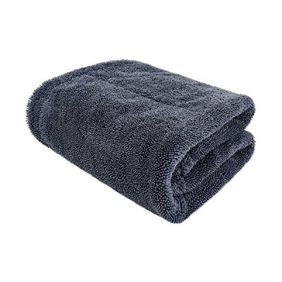 [SPLASH JAPAN]洗車 タオル 縁無し 傷防止 超吸水 楽々拭き取り マイクロファイバー 両面タイプ クロス Drying-Towel-DT