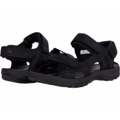 Merrell メレル メンズ 男性用 シューズ 靴 サンダル Sandspur 2 Convert Black【送料無料】