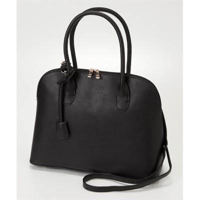 2WAYラウンドトートバッグ(A4対応) トートバッグ・手提げバッグ, Bags
