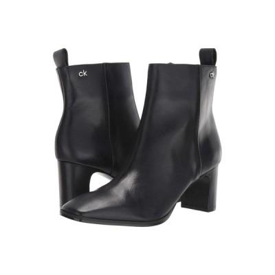 カルバンクライン Calvin Klein レディース ブーツ シューズ・靴 Deni Black Siriana