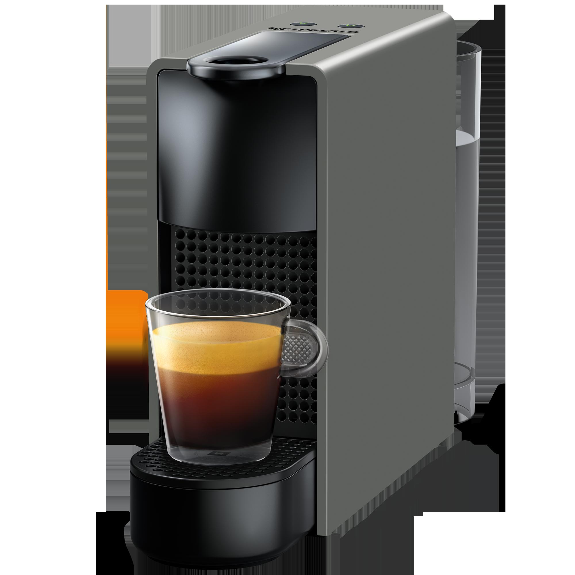 Nespresso ESSENZA MINI 咖啡機(優雅灰)
