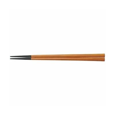 22.5cm 五角箸 春慶(2回塗) PBT