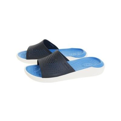 crocs literide slide サンダル 205183