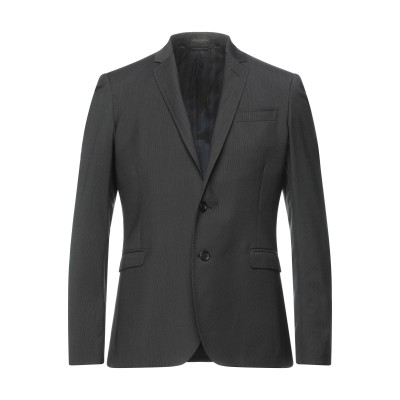 メッサジェリエ MESSAGERIE テーラードジャケット ブラック 48 バージンウール 100% テーラードジャケット