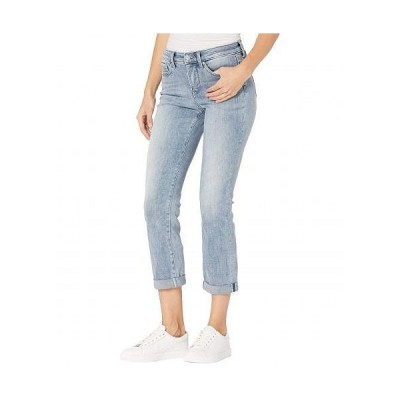 NYDJ エヌワイディージェー レディース 女性用 ファッション ジーンズ デニム Sheri Slim Ankle Jeans with Roll Cuff in Affection - Affection