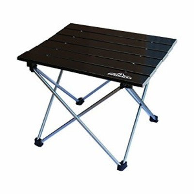 DABADA(ダバダ) アルミテーブル アウトドアテーブル キャンプテーブル レ(未使用品)