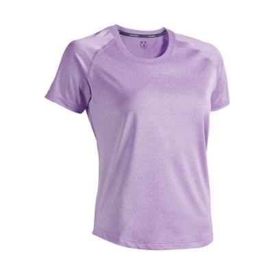 wundou(ウンドウ) P-820 カラー:8841 サイズ:XS ウィメンズフィットネスストレッチTシャツ XS-