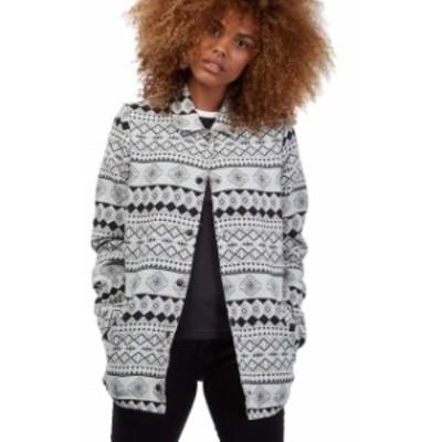 volcom ボルコム ファッション 女性用ウェア ジャケット volcom smiles4miles-jacket