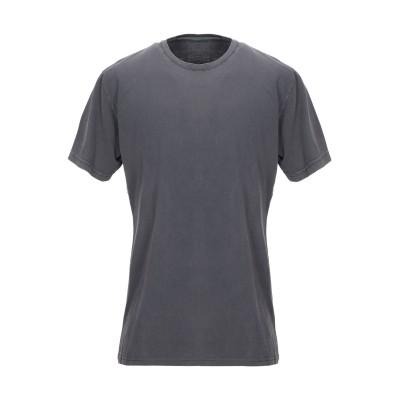 トネッロ TONELLO T シャツ 鉛色 S コットン 100% T シャツ