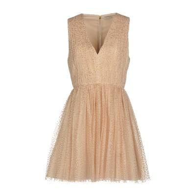 アリス・アンド・オリビア ALICE + OLIVIA ミニワンピース&ドレス ローズピンク 10 ポリエステル 100% ミニワンピース&ドレス