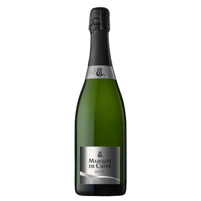 マルケス デ チベ カバ ブリュット750ml 【スパークリングワイン スペイン】