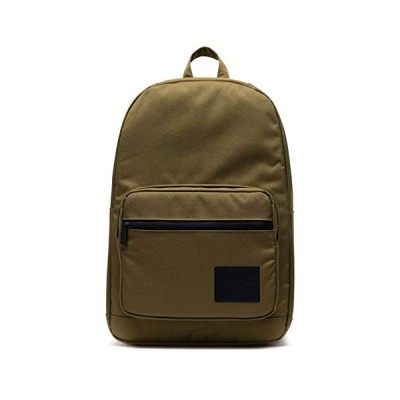 Herschel Pop Quiz Backpack, Khaki Green, Classic 22L 並行輸入品