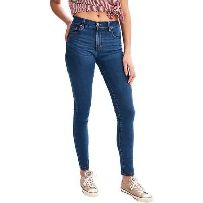 ロル カジュアルパンツ レディース ボトムス Lole Women's Skinny Long Jean True Blue Wash Denim