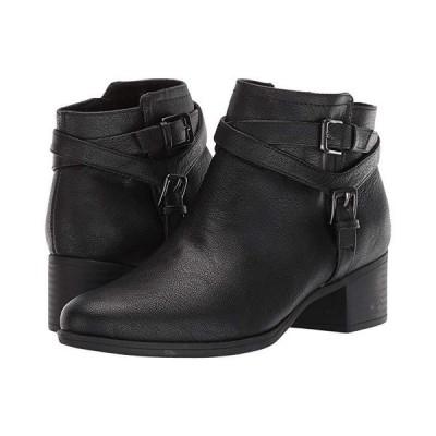 ナチュラライザー Kallista レディース ブーツ Black Tumbled Synthetic Leather