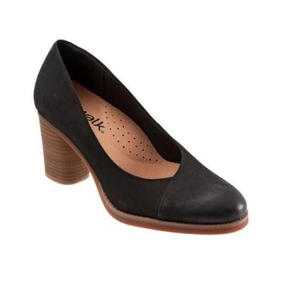 ソフトウォーク SoftWalk レディース パンプス シューズ・靴 Kolette Pumps Black Nu