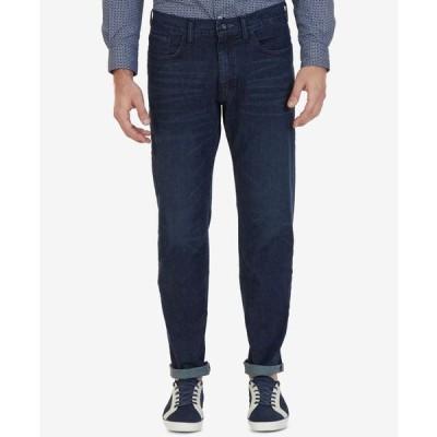 ナウティカ メンズ デニムパンツ ボトムス Big & Tall Men's Jeans Relaxed-Fit Jeans