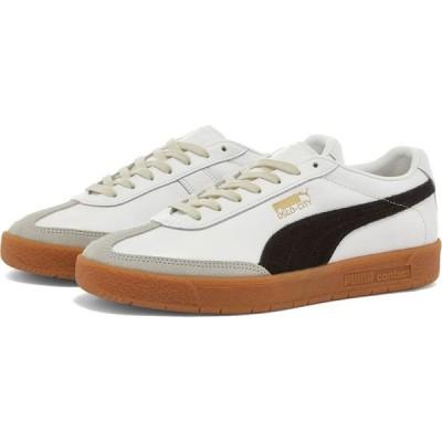 プーマ Puma メンズ スニーカー シューズ・靴 oslo-city og White/Black/Gum