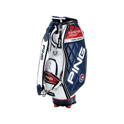 PING ゴルフ キャディバッグ CB-C202 WHITE/NAVY
