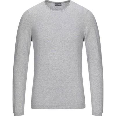ドレスアップ DRESS UP メンズ ニット・セーター トップス Sweater Light grey