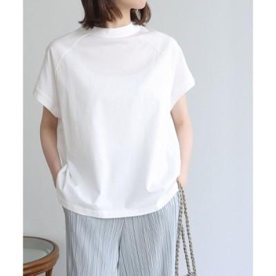 tシャツ Tシャツ 【HERCLOSET】ドライタッチコットン100%ラグランTシャツ