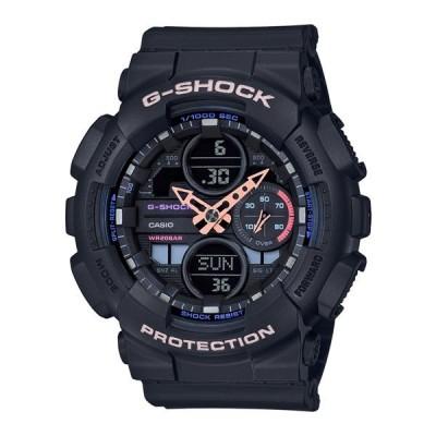 (カシオ)CASIO 腕時計 GMA-S140-1AJR (ジーショック)G-SHOCK メンズ ミッドサイズ 樹脂バンド クオーツ アナデジ(国内正規品)