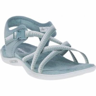 メレル Merrell レディース サンダル・ミュール シューズ・靴 District Muri Lattice Sandal Trooper
