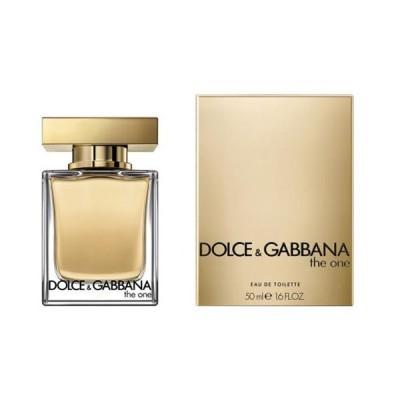 最安挑戦 香水 レディース ドルチェ&ガッバーナ  Dolce & Gabbana ザワン オードトワレ EDT 50ml D&G The One フレグランス