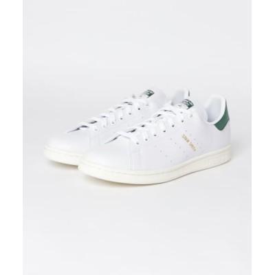 【アーバンリサーチドアーズ】 adidas STAN SMITH メンズ ホワイト/グリーン 27 URBAN RESEARCH DOORS